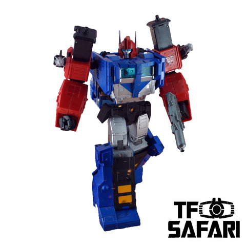 4th Party Takara Tomy MP31 MP-31 Delta Magnus