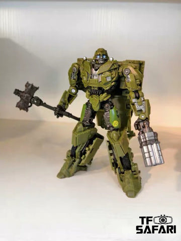 Transformers Studio Series Deluxe SS26 SS-26 WWII WW2 Bumblebee