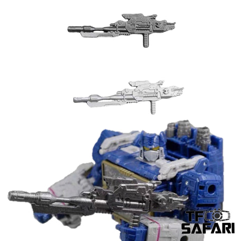 Tim Heada TH022 Guns for Siege Soundwave & Studio Series SS62 Soundwave Upgrade Kit
