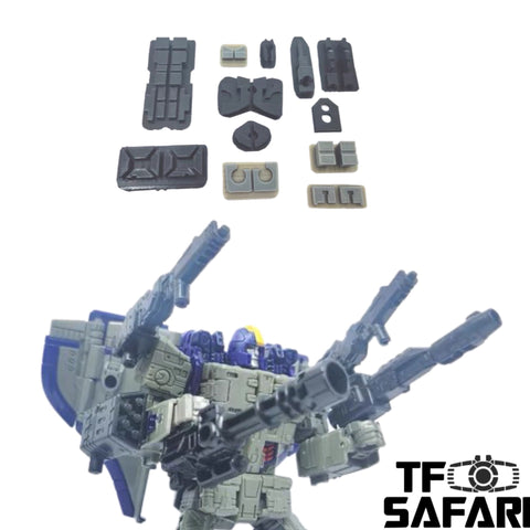 Ratchet Studio ROS-020 ROS020 Gap Fillers for WFC Siege Astrotrain Upgrade Kit