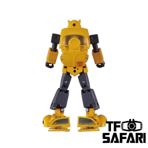 "Takara Tomy Transformer Masterpiece MP45 MP-45 Bumblebee Version 2.0  12cm / 5"" Official"