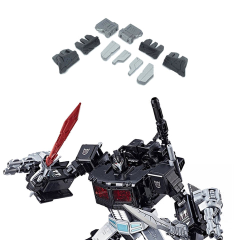 Shockwave Lab SL-82 SL82 Gap Fillers for POTP Power of the Prime  Nemesis Prime Upgrade Kit