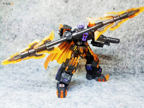 Iron Factory IF EX-36R EX36R Chaos Raven (The Fallen) Ironfactory 12cm / 5""