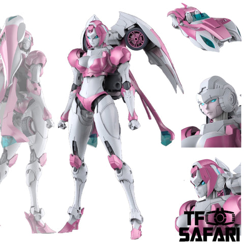 【Pre-Order】Big Fire Bird Toy EX-01 Nicee (Arcee) 19cm / 7.5""