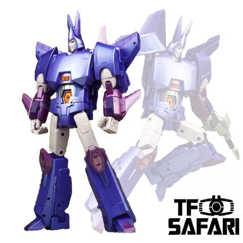 FansToys FT-29T FT29T Quietus (Cyclonus) Metallic Version 24cm / 9.5""