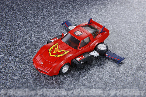 Takara Tomy Masterpiece MP26 MP-26 Road Rage ( No Collectible Coin) 17cm / 6.7""