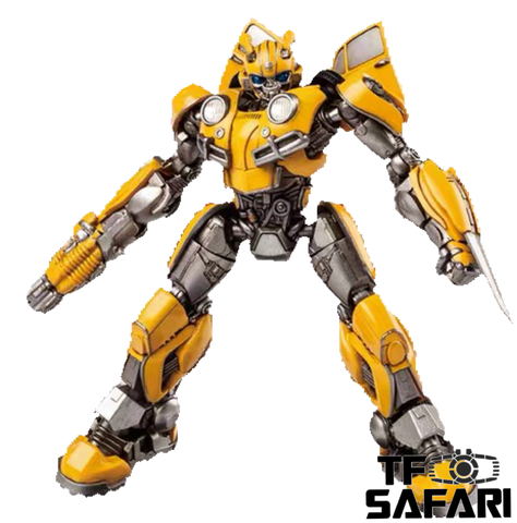 Trumpeter Transformers Bumblebee Smart Model Kit ( Beetle version from Bumblebee movie ) 11cm / 4.3""