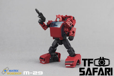 Matrix Workshop M29 M-29 for WFC Earthrise Cliffjumper Weapon Set Upgrade Kit