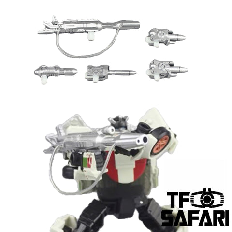 Matrix Workshop M30 M-30 for WFC Earthrise Wheeljack Weapon Set Upgrade Kit