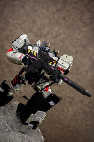 Mastermind Creations MMC R40 R-40 Jaguar (Ravage) & Upgrade Kit for R28 R-28 Tyrantron(Megatron)15cm / 6""