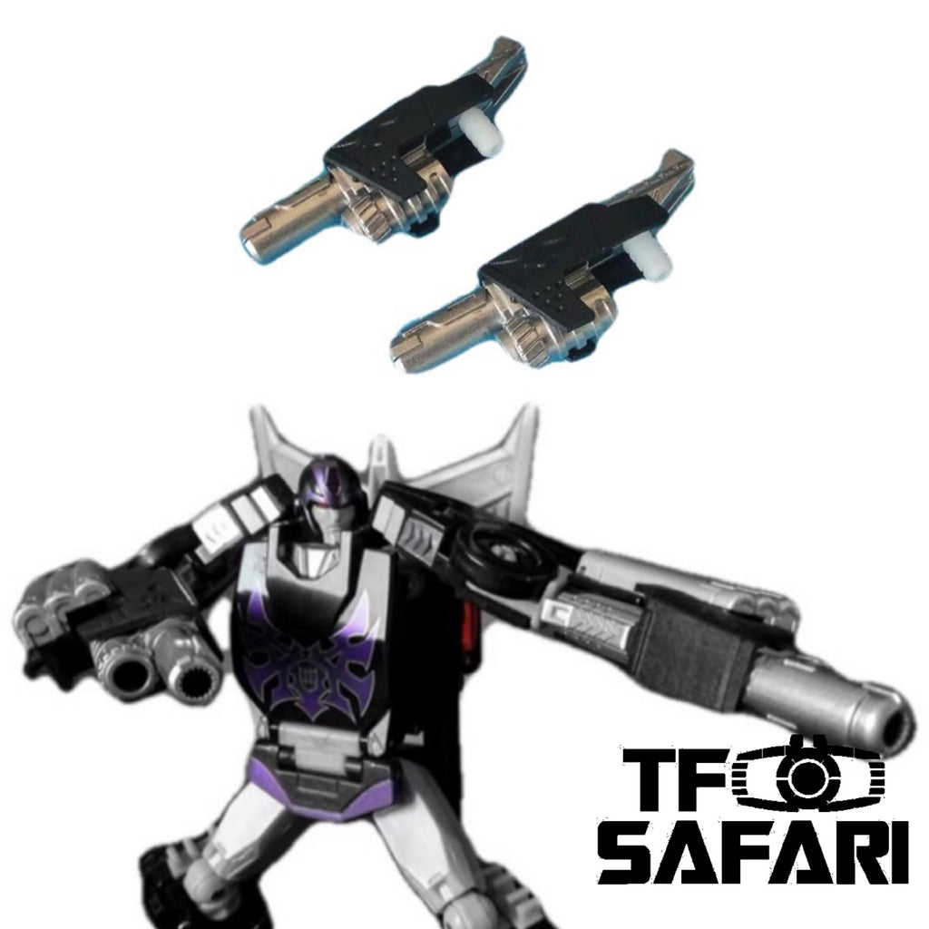 Transformers  Shockwave Lab SL-25 Weapon Upgrade kit for LG60 Overlord In stock