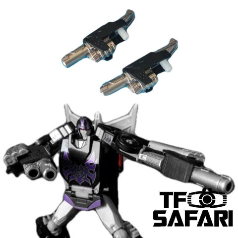 Shockwave Lab SL-35 SL35 Weapons for POTP Power of the Primes Rodimus Unicorn Upgrade Kit
