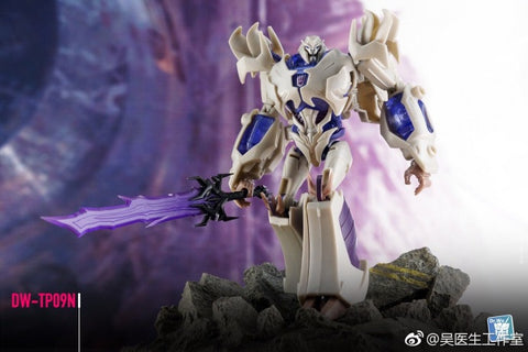 Dr.Wu DW-TP09 Megatron Saber ( for TFP Megatron ) Dr Wu Upgrade Kit