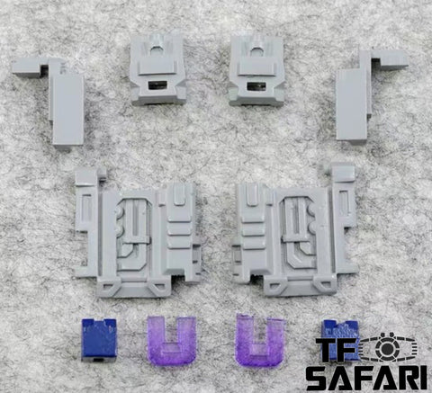 Go Better Studio GX-14 Gap Fillers for WFC Siege Soundwave Upgrade Kit