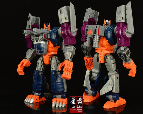 【MTO】Starscream Studio SSC01 Uprade Kit (Jetpack) for POTP Optimal Optimus Prime Upgrade Kit