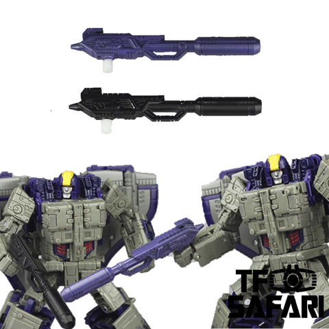 【Incoming】Matrix Workshop M23 M-23 for WFC Siege Astrotrain Weapon Set Upgrade Kit