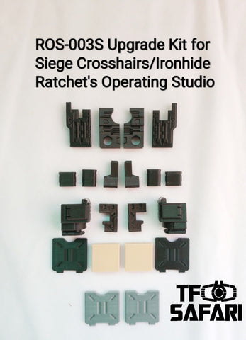 Ratchet Studio ROS-003S2 Gap Filler for Siege Crosshair Upgrade Kit