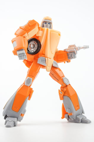 Xtransbots XTB MM-IV MMIV MM-4 MM4 Ollie Version 2.0 Reissue ( Wheelie, MP Scale ) X-transbots 12cm / 5""