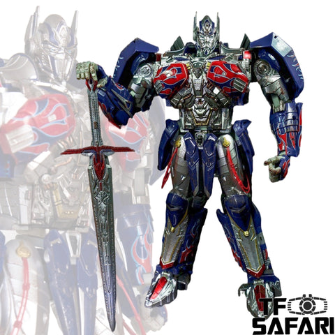Unique Toys UT R-02D R02D Challenger Optimus Prime (Battle Damaged Version) 28cm / 11""