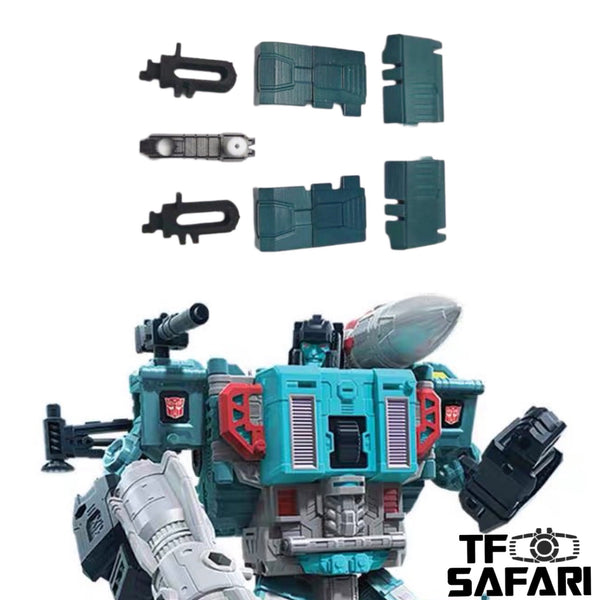 115 Studio YYW-07 upgrade kit for Earthrise Deluxe IRONWORKS,in stock