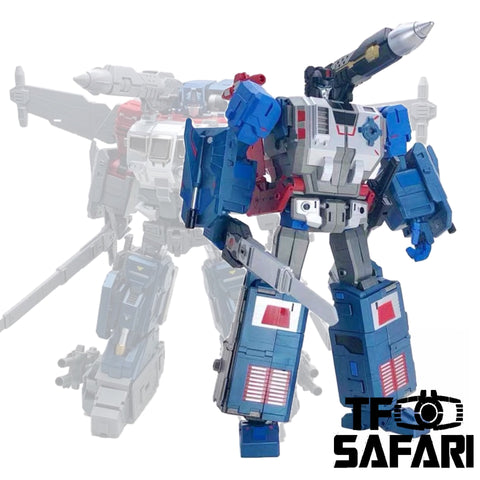 【Pre-Order】FansHobby FH MB-11 MB11 God Armor  (God Bomber) Master Build Original Version Reissue
