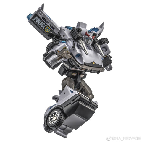 【Pre-Order】NA NewAge H3EX Harry (Prowl) New Age Toy Color Version (Limited) 8cm / 3""