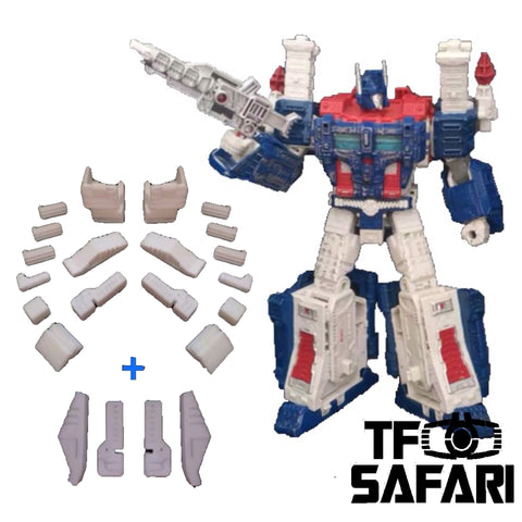 Ratchet Studio ROS-005 Gap Filler and Leg Extensions for WFC Siege Ultra Magnus Upgrade Kit