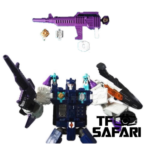 Shockwave Lab SL-25 SL25 Weapons for Titans Return / LG60 Overlord ( Voyage Class) Upgrade Kit