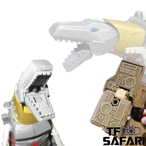 【Incoming】Juqi Toys JQ02 Gap Fillers for Studio Series 86 Movie Grimlock Upgrade Kit