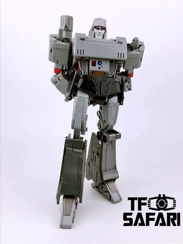 【Pre-Order】Infinite Transformation IT01 IT-01 Emperor of Destruction (MP36 MP-36 Megatron)25cm / 10""