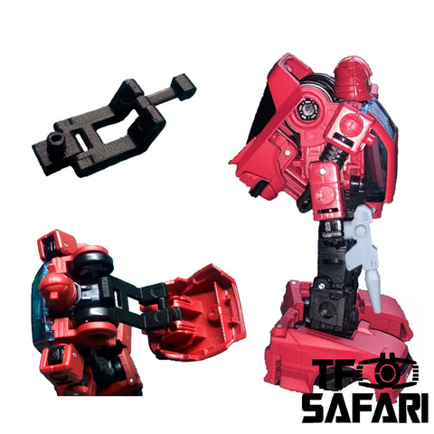 【Pre-Order】SKW-03 Backpack connector WFC Earthrise Cliffjumper Upgrade Kit