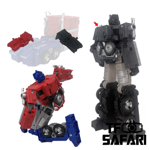 Go Better Studio GX-09 Upgrade Kit for Back-pack of WFC Earthrise Optimus Prime ( Gap Fillers)