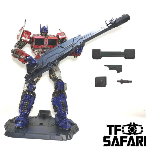 Ratchet Studio ROS-012 Weaponization Kit for 3A Threezero Optimus Prime DLX (for base stand) Upgrade Kit