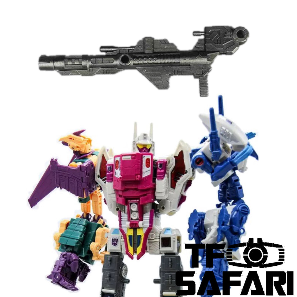 Transformers Power Of The Primes ABOMINUS Combiner Potp w masters