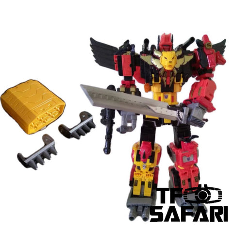 Shockwave Lab SL-37 SL37 LED Upgrade Kit for Power of the Primes POTP-31 Predaking Upgrade Kit