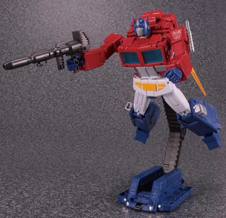 Takara Transformers Masterpiece Mp10 Convoy Optimus Prime genuine edition