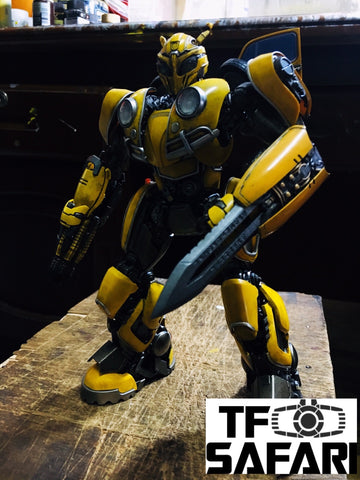 "【Pre-Order】Ingenuity IG-01 & IG-02 Arm Blade for 3A Threezero 8"" Deluxe Bumblebee DLX"