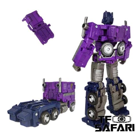 Go Better Studio GX-09P GX09P Upgrade Kit for Back-pack of WFC Earthrise Optimus Prime ( Shattered Glass Version) Upgrade Kit