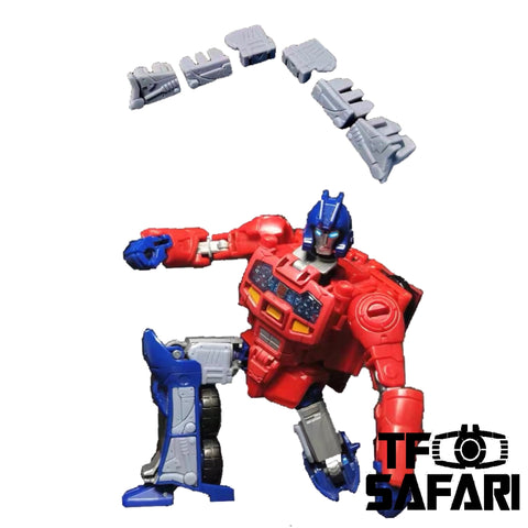 Shockwave Lab SL-64 SL64 Gap Fillers for POTP Orion Pax Upgrade Kit