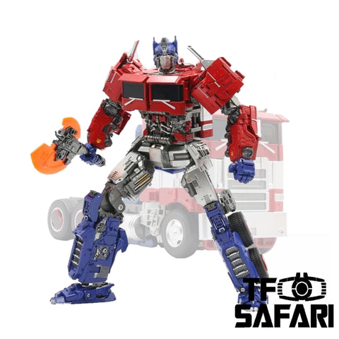 AOYI Mech LS-13 LS13 Tactical Commander (Oversized SS38 Optimus Prime ) 30cm / 12""
