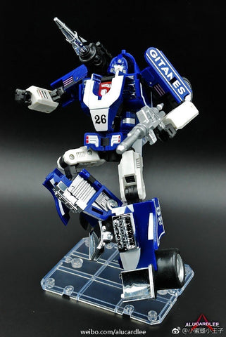 DX9 Toys D03 D-03 Invisible(Mirage)16cm / 6.3""