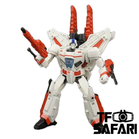 NB No-Brand LG07 LG-07 ( Equal to Classic 4.0 ) IDW Jetfire (Leader Class, Non-Official Version)