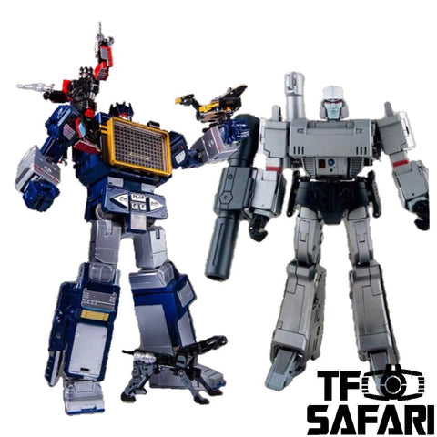 Toy House Factory THF-01J / THF-01P6 / THF03 SoundBlaster / Cassette Warriors / Dynastron