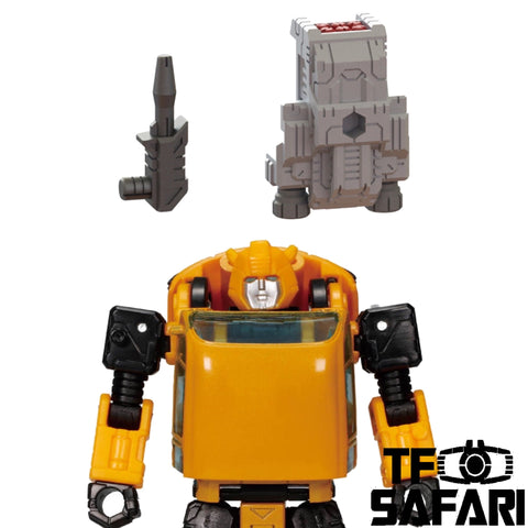 【Pre-Order】Matrix Workshop M-41 M41 Weapons / Jetpack  for WFC Earthrise Bumblebee Upgrade Kit (Painted)