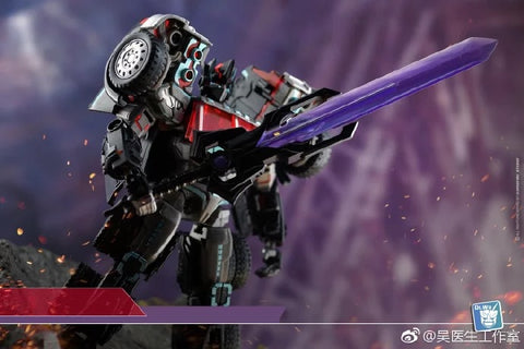 Dr.Wu DW-P35 Prime Sword Purple Recast Dr Wu Upgrade Kit