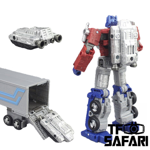 Matrix Workshop M31 M-31 Jetpack & Roller for WFC Earthrise Optimus Prime Upgrade Kit