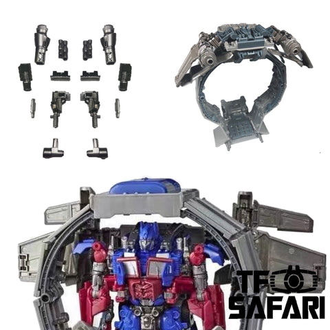 【Incoming】115 Workshop YYW-04A YYW04A Upgrade Kit for Studio Series SS44 Jetwing Optimus Prime Upgrade Kit.