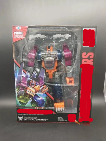 NB No Brand Transformers Power of the Primes POTP Optimal Optimus