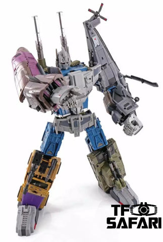 Unique Toys UT M01-05 Ragnaros (Bruticus, Combaticons ) Full set of 5 Figures 45cm / 18""
