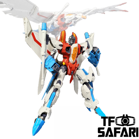 TT Hongli Model PF-01 PF01 Red Falcn (Starscream) 27cm / 10.5""